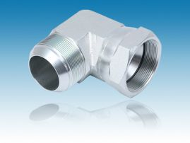SS6500 Nut SAE Stainless Steel Adapter